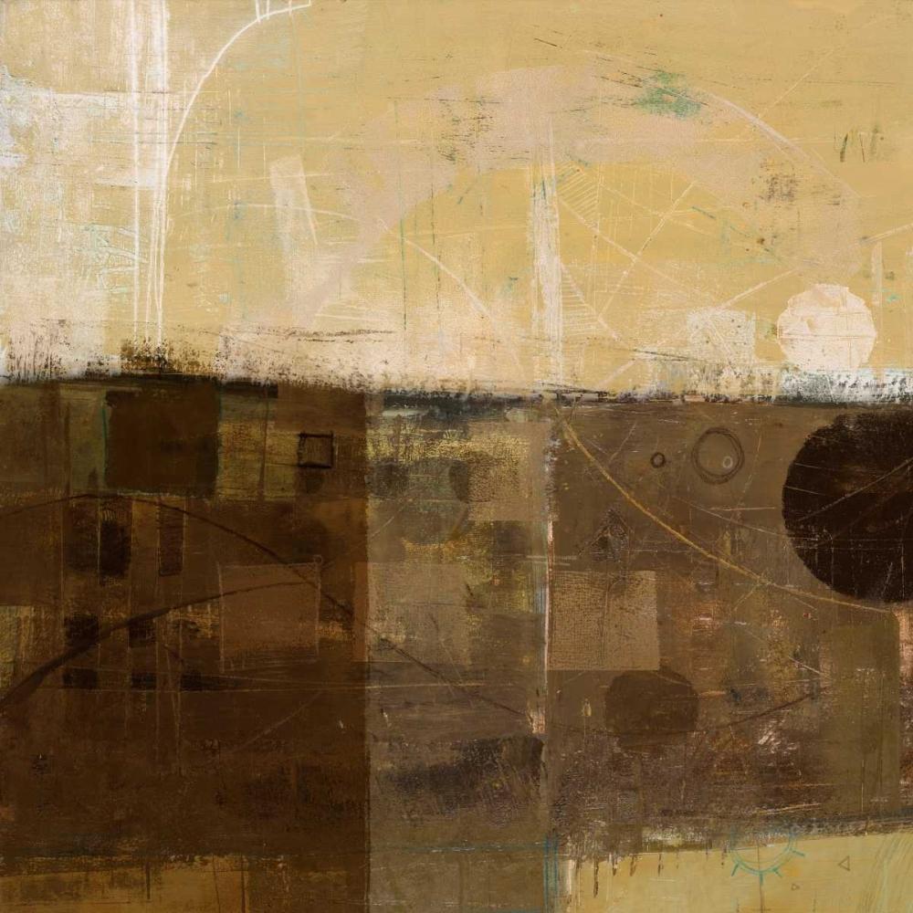 konfigurieren des Kunstdrucks in Wunschgröße Theory II von Kingsley