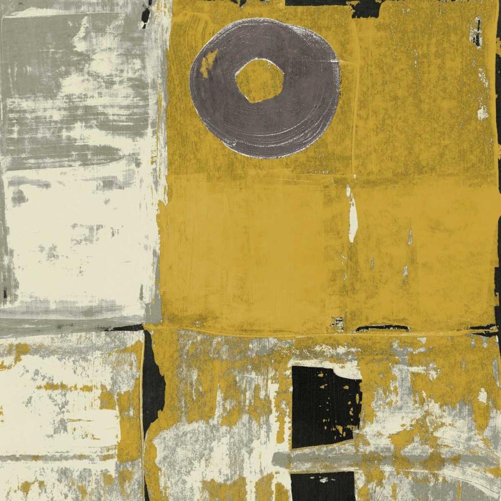 konfigurieren des Kunstdrucks in Wunschgröße Lemongrass II von Loreth, Lanie