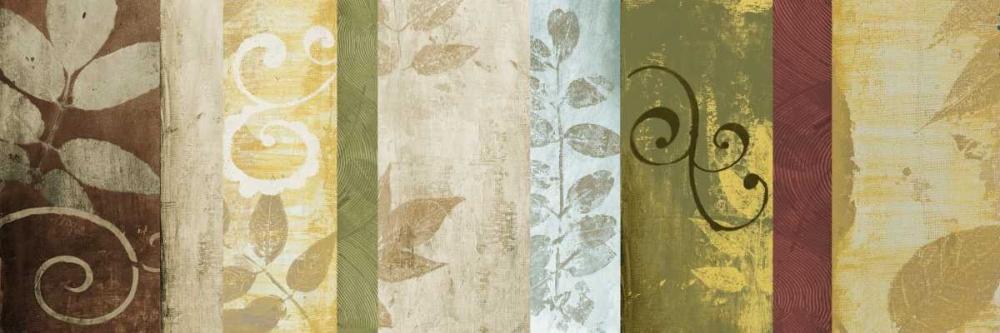 konfigurieren des Kunstdrucks in Wunschgröße Warm June Panel I von Marcon, Michael