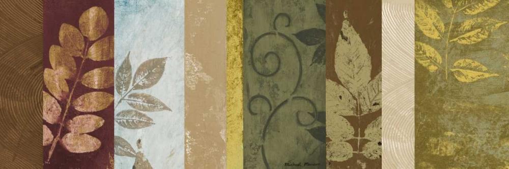 konfigurieren des Kunstdrucks in Wunschgröße Warm June Panel II von Marcon, Michael