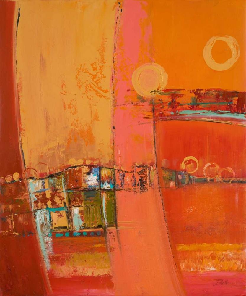 konfigurieren des Kunstdrucks in Wunschgröße Sky of Many Suns II von Pinto, Patricia