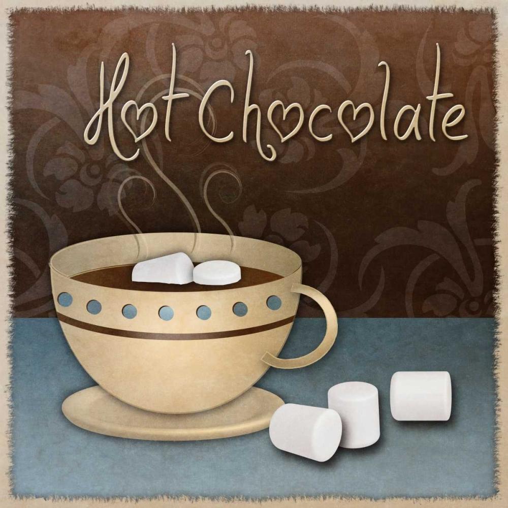 konfigurieren des Kunstdrucks in Wunschgröße Hot Chocolate von SD Graphics Studio