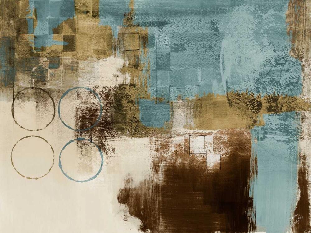 konfigurieren des Kunstdrucks in Wunschgröße Wonder I von Loreth, Lanie