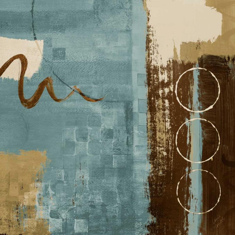 konfigurieren des Kunstdrucks in Wunschgröße Wonder II von Loreth, Lanie
