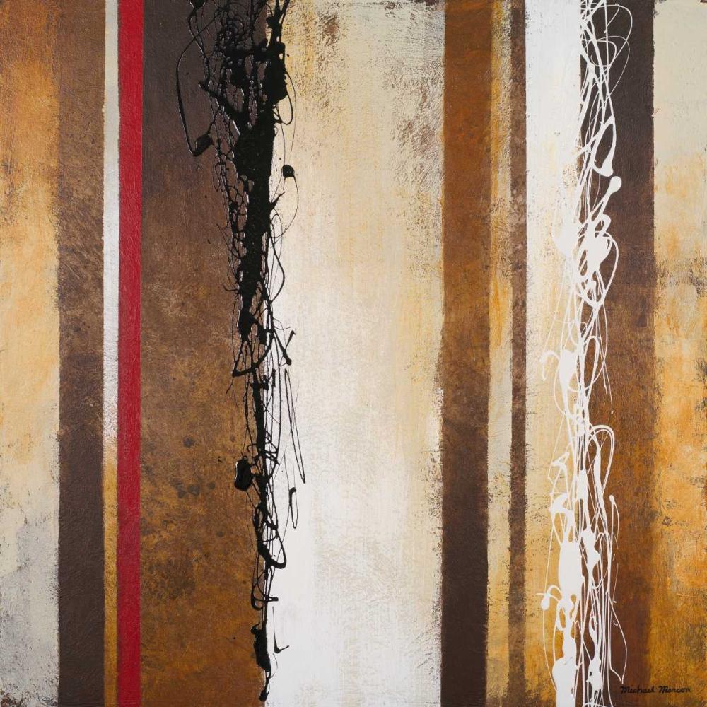 konfigurieren des Kunstdrucks in Wunschgröße Breaking Loose I von Marcon, Michael