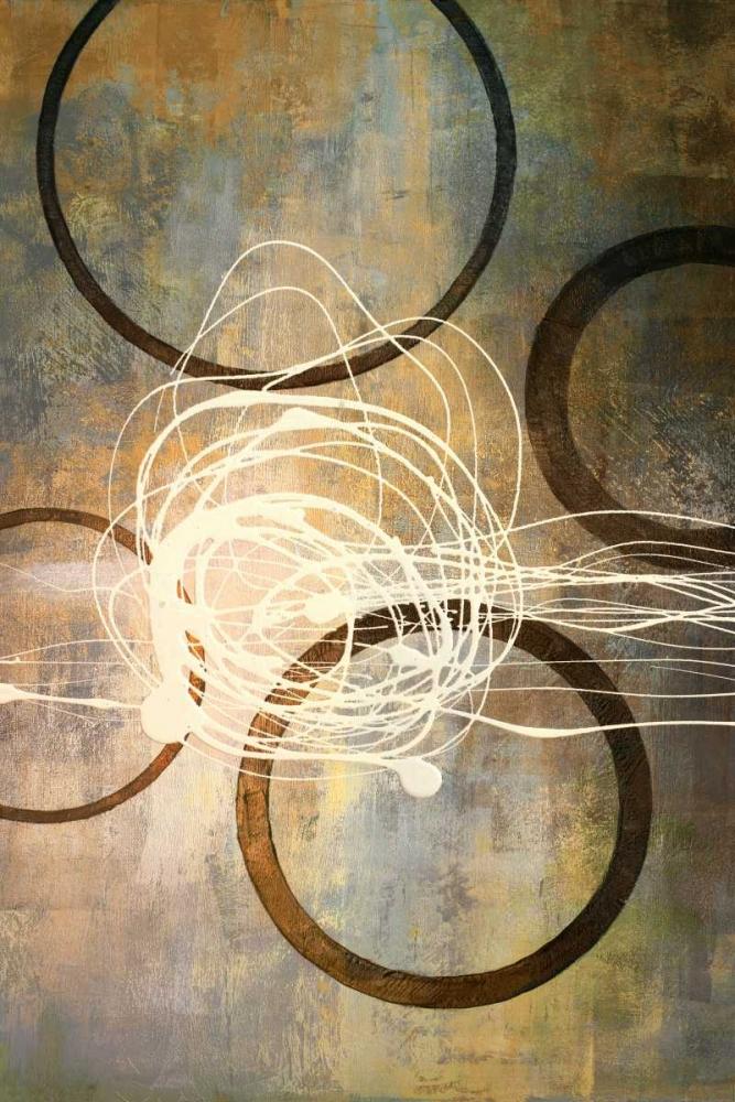 konfigurieren des Kunstdrucks in Wunschgröße Connections I von Marcon, Michael