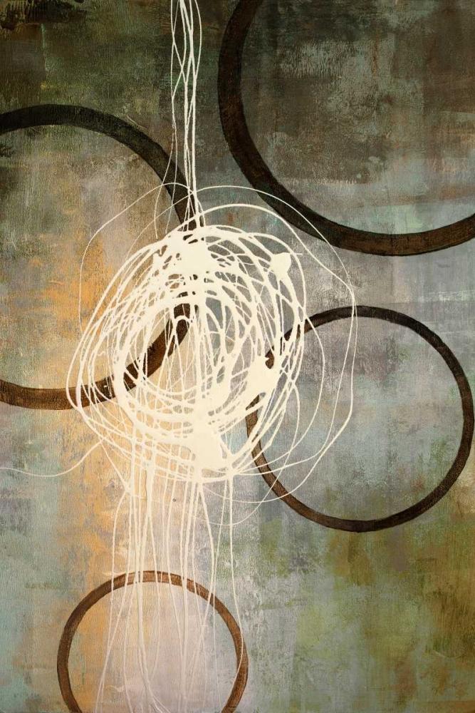 konfigurieren des Kunstdrucks in Wunschgröße Connections II von Marcon, Michael