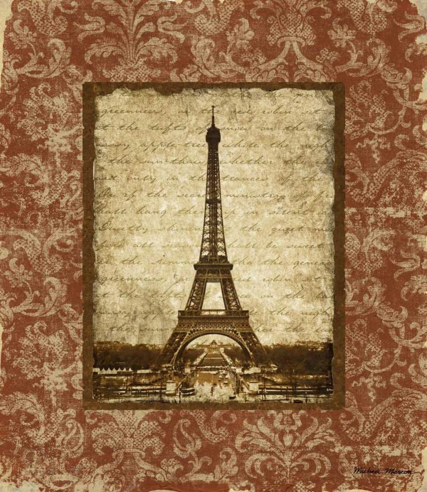 konfigurieren des Kunstdrucks in Wunschgröße Jaime Paris I von Marcon, Michael