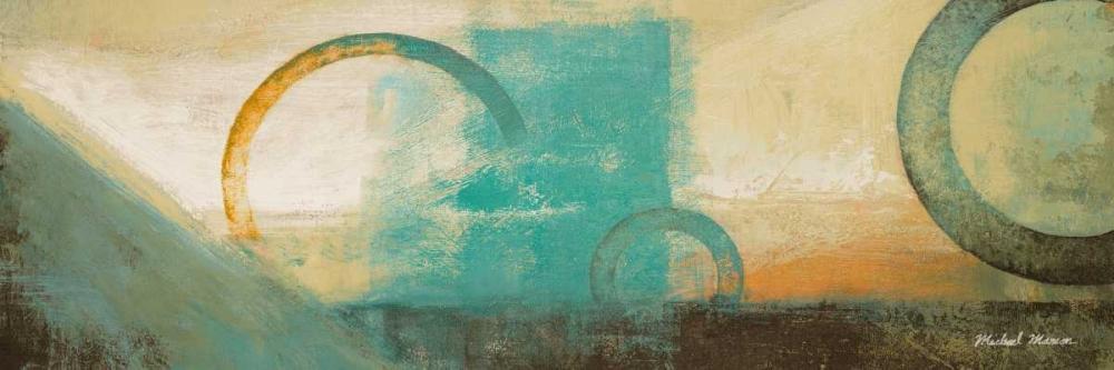 konfigurieren des Kunstdrucks in Wunschgröße Colorful Sunrise II von Marcon, Michael