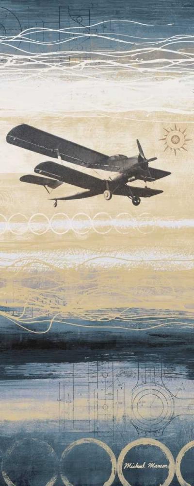 konfigurieren des Kunstdrucks in Wunschgröße Through the Wind I von Marcon, Michael