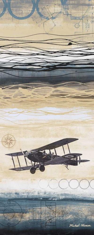 konfigurieren des Kunstdrucks in Wunschgröße Through the Wind II von Marcon, Michael