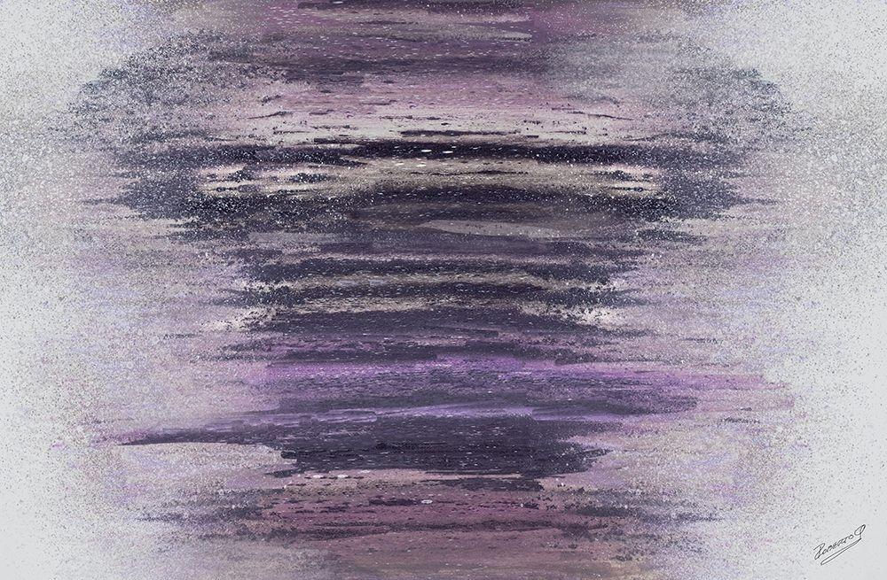konfigurieren des Kunstdrucks in Wunschgröße Purple Woods von Gonzalez, Roberto