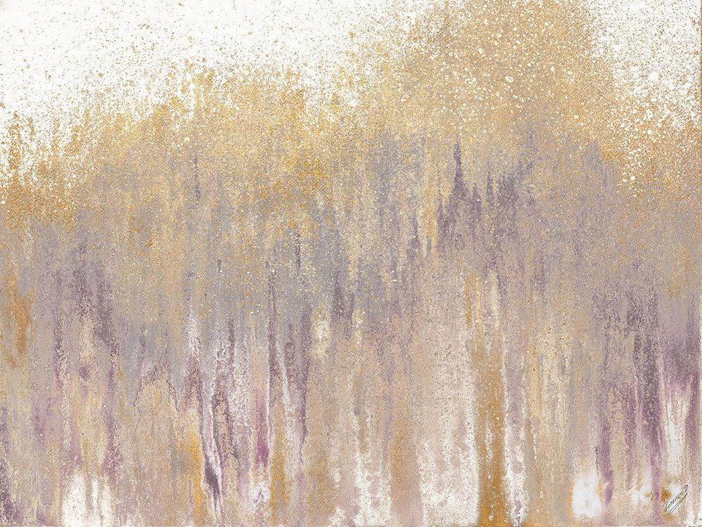 konfigurieren des Kunstdrucks in Wunschgröße Rose Gold Expression von Gonzalez, Roberto