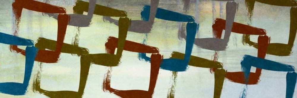 konfigurieren des Kunstdrucks in Wunschgröße Abstract Squared I von Marcon, Michael