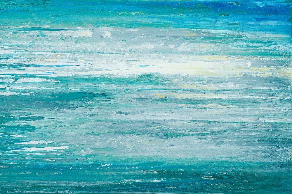 konfigurieren des Kunstdrucks in Wunschgröße Cool Waters von Gonzalez, Roberto