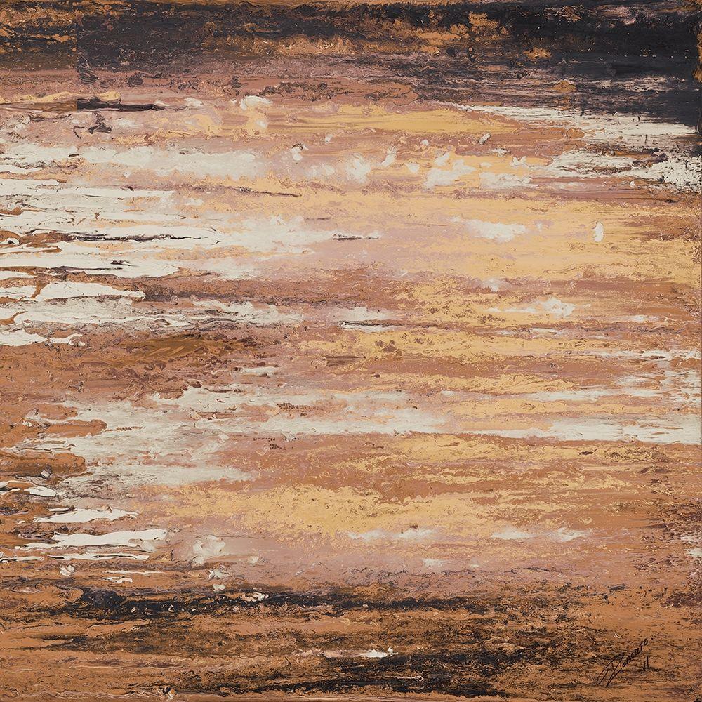 konfigurieren des Kunstdrucks in Wunschgröße Earth Sunset von Gonzalez, Roberto