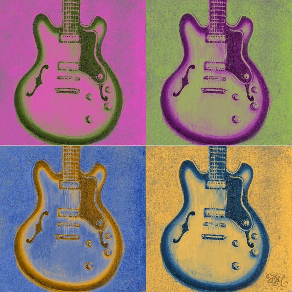 konfigurieren des Kunstdrucks in Wunschgröße Multi Colored Rock von Hakimipour, Tiffany