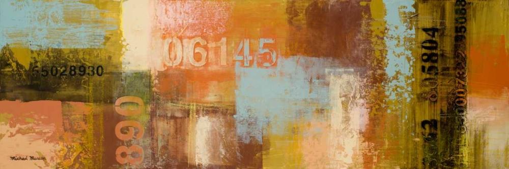 konfigurieren des Kunstdrucks in Wunschgröße Departures I von Marcon, Michael