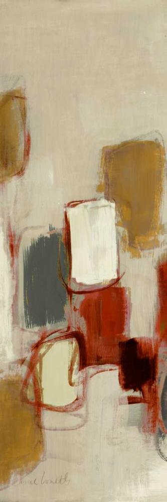 konfigurieren des Kunstdrucks in Wunschgröße By the Bay Panel I von Loreth, Lanie