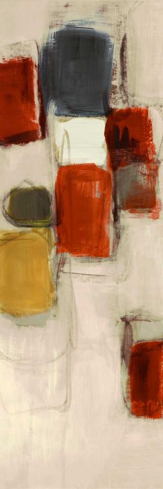 konfigurieren des Kunstdrucks in Wunschgröße By the Bay Panel II von Loreth, Lanie
