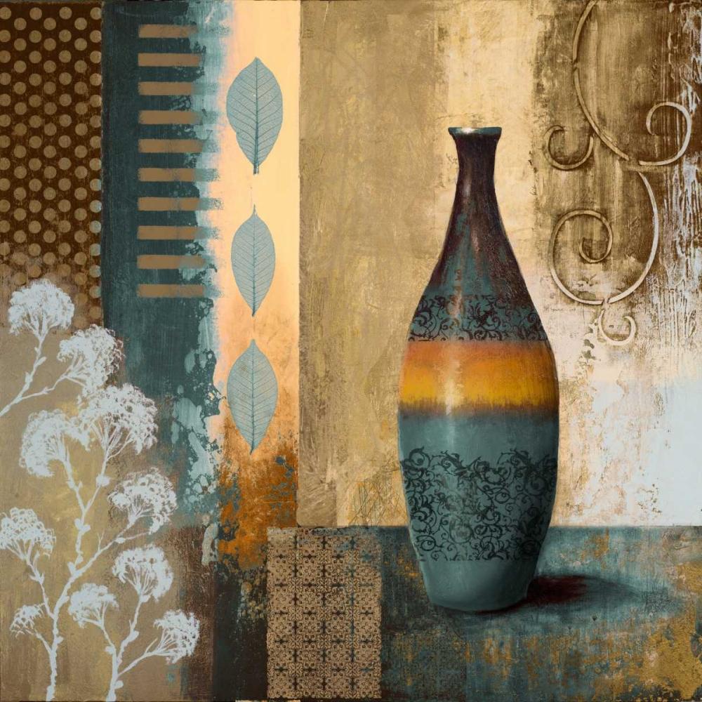 konfigurieren des Kunstdrucks in Wunschgröße Earthly Pottery I von Marcon, Michael