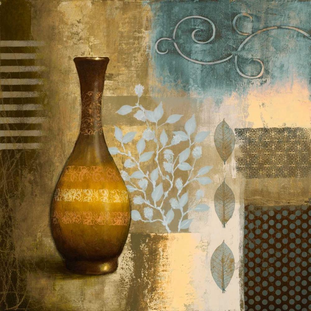 konfigurieren des Kunstdrucks in Wunschgröße Earthly Pottery II von Marcon, Michael