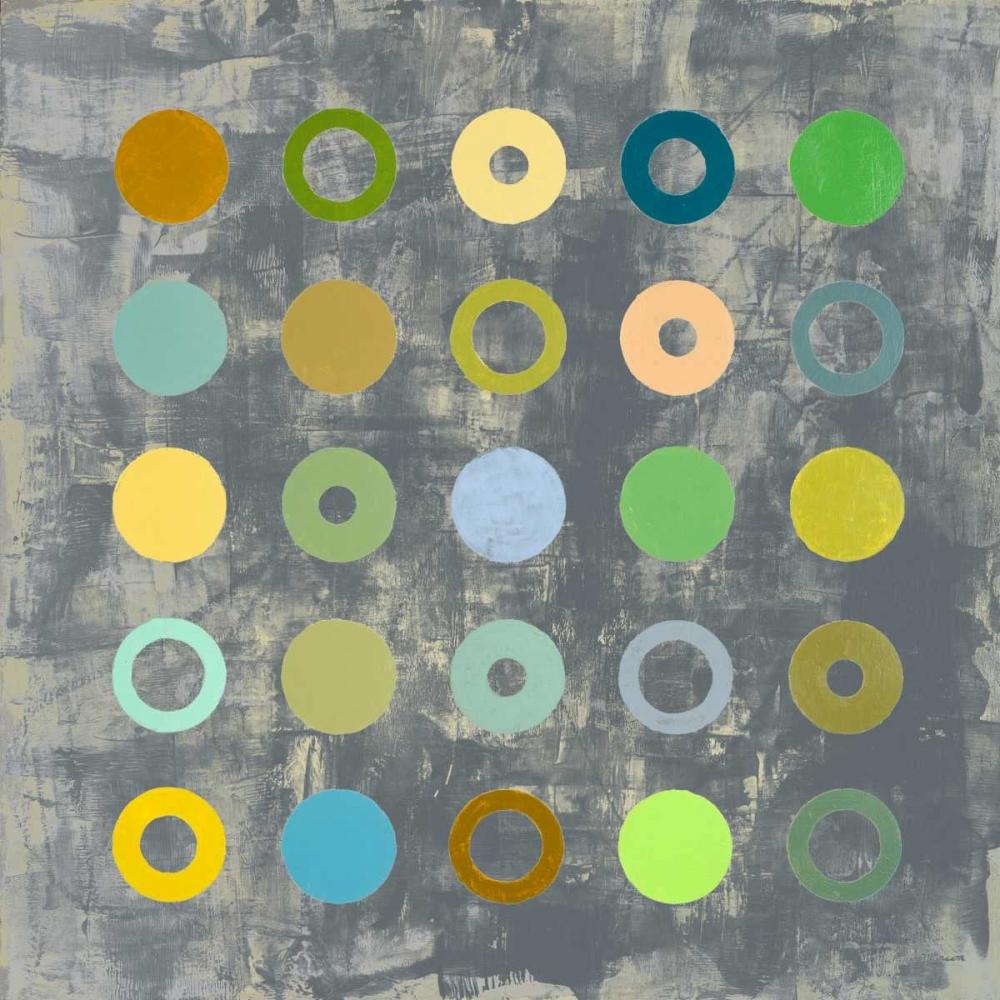 konfigurieren des Kunstdrucks in Wunschgröße Cloudy Days I von Marcon, Michael