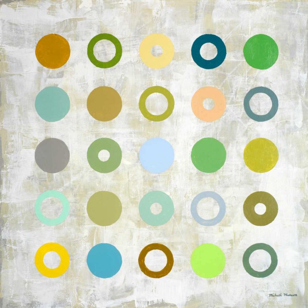konfigurieren des Kunstdrucks in Wunschgröße Spring Days I von Marcon, Michael