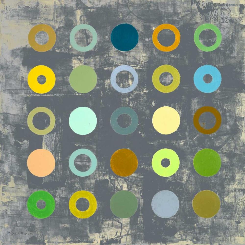 konfigurieren des Kunstdrucks in Wunschgröße Cloudy Days II von Marcon, Michael