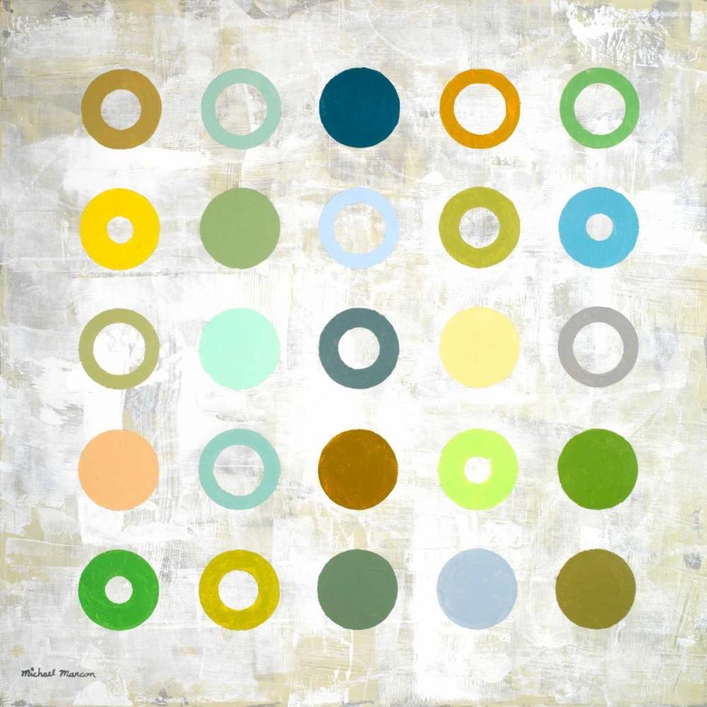 konfigurieren des Kunstdrucks in Wunschgröße Spring Days II von Marcon, Michael