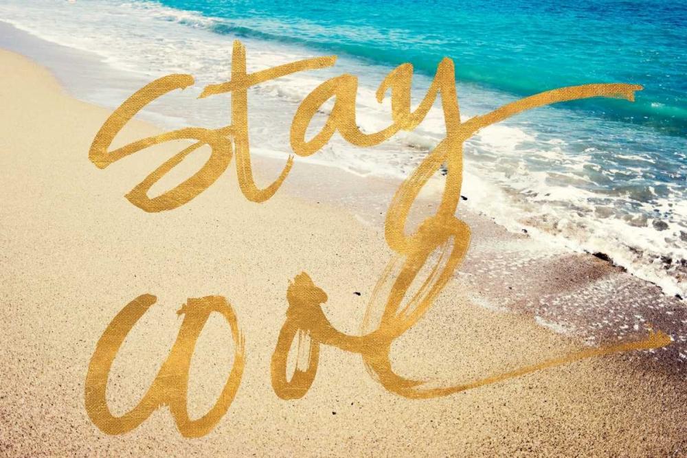 konfigurieren des Kunstdrucks in Wunschgröße Stay Cool Ocean von Acosta