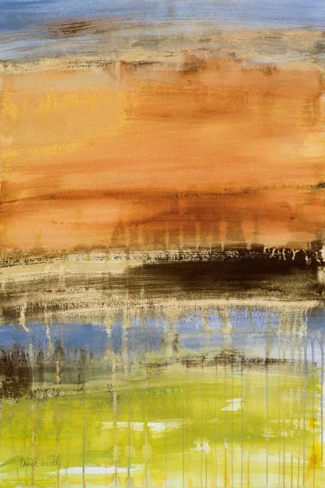 konfigurieren des Kunstdrucks in Wunschgröße September Rain II von Loreth, Lanie