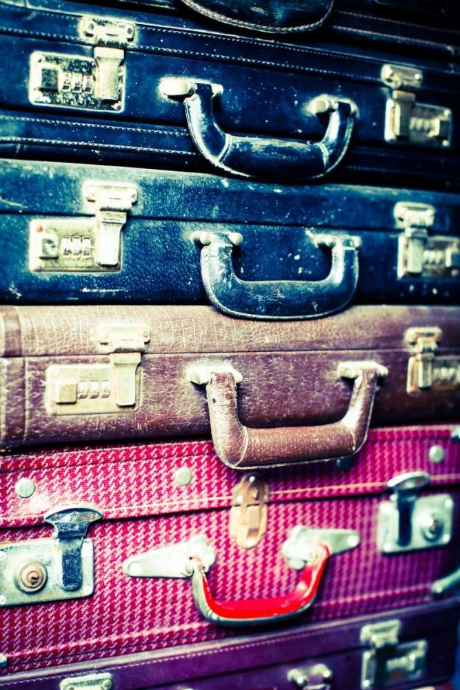 konfigurieren des Kunstdrucks in Wunschgröße Eastern Travels II von Bryant, Susan