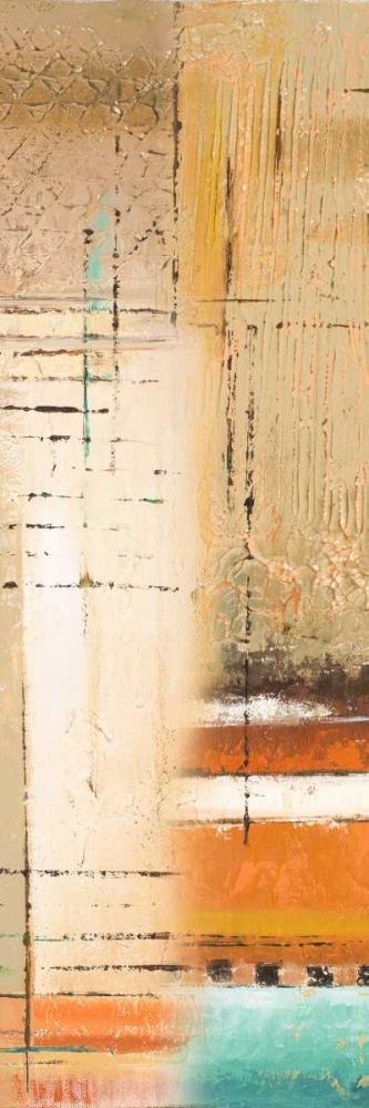 konfigurieren des Kunstdrucks in Wunschgröße Energy Panel II von Pinto, Patricia