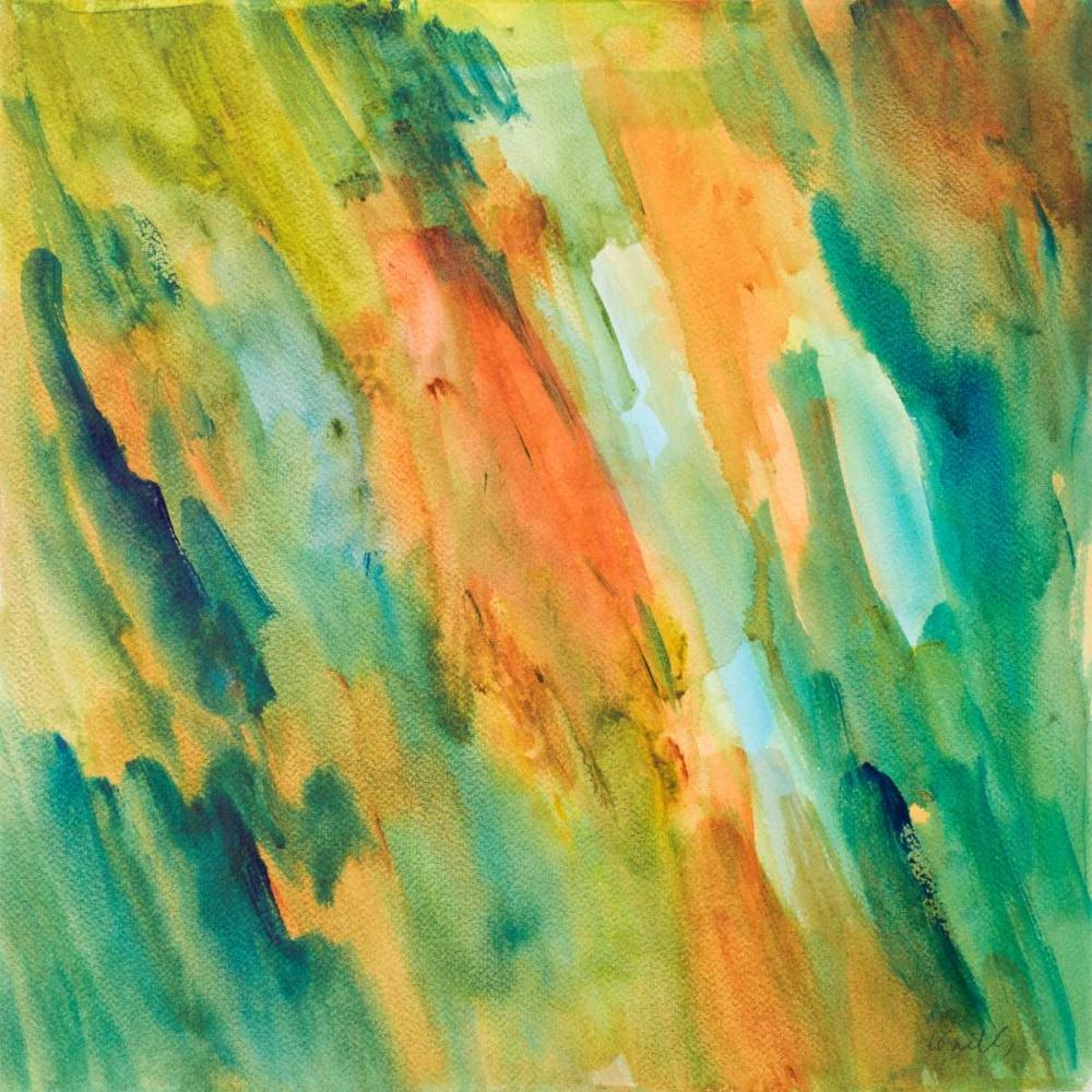 konfigurieren des Kunstdrucks in Wunschgröße Autumn Abounds I von Loreth, Lanie