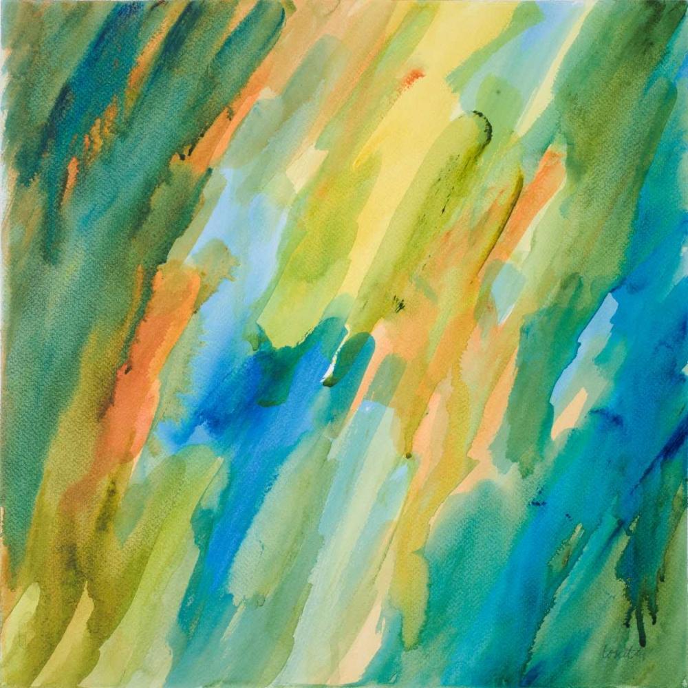 konfigurieren des Kunstdrucks in Wunschgröße Autumn Abounds II von Loreth, Lanie