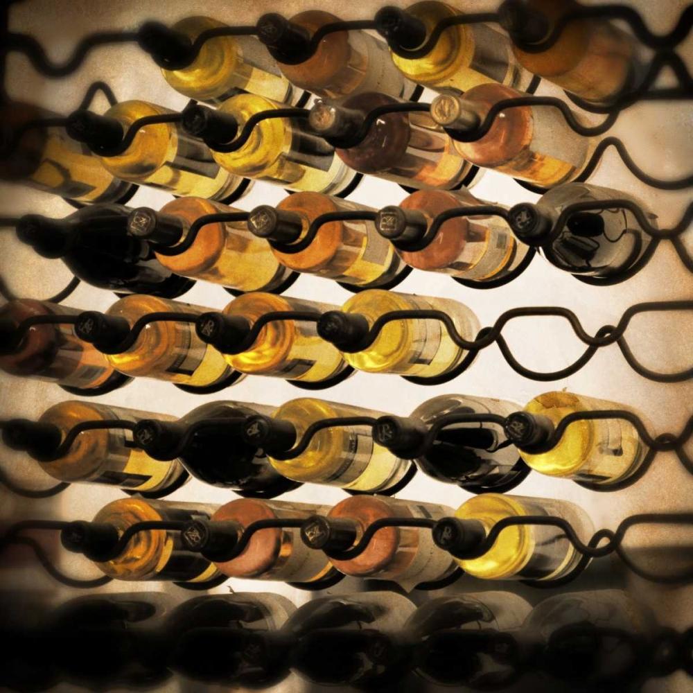 konfigurieren des Kunstdrucks in Wunschgröße Wine Selection I von Coppel, Anna