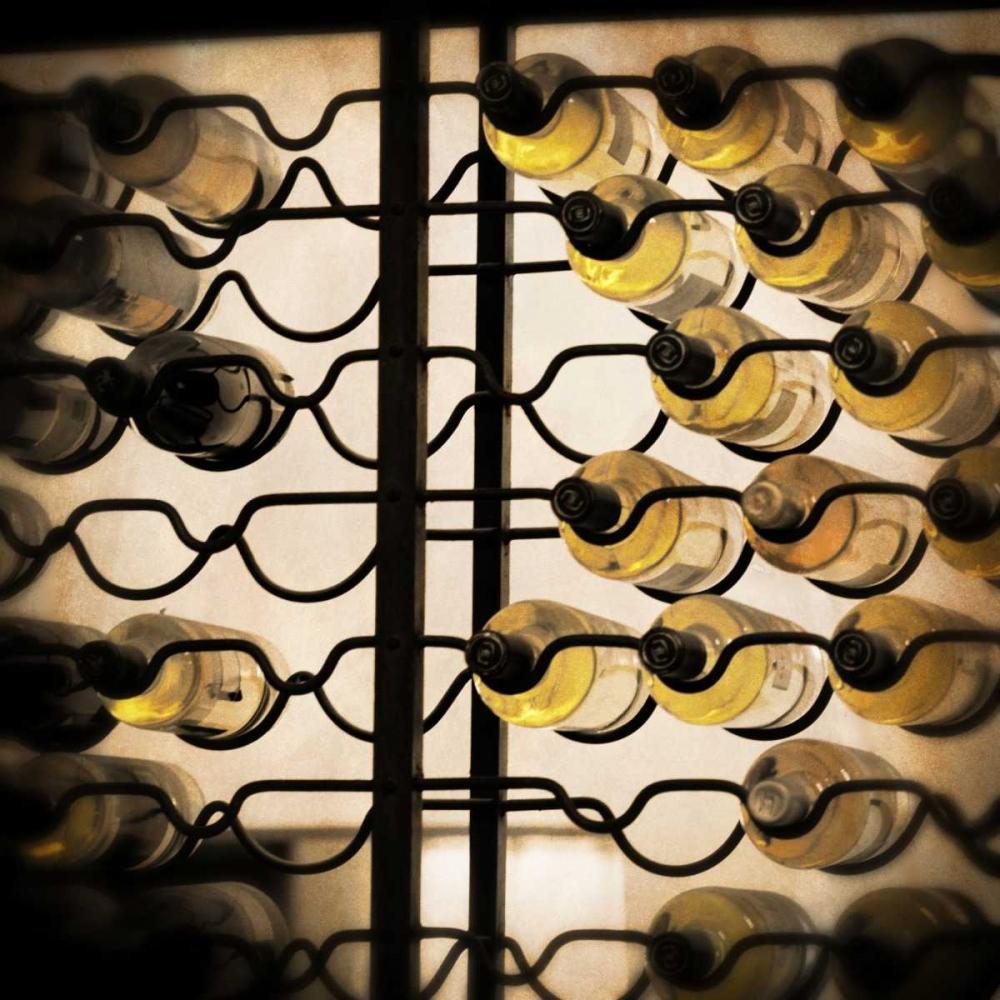 konfigurieren des Kunstdrucks in Wunschgröße Wine Selection II von Coppel, Anna
