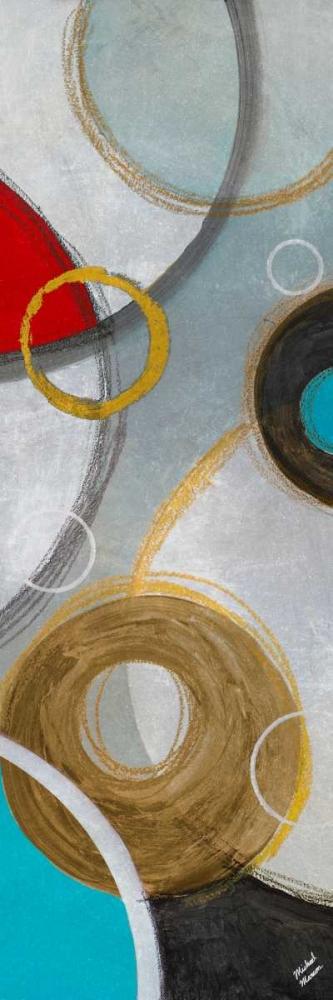 konfigurieren des Kunstdrucks in Wunschgröße Playful Abstract II von Marcon, Michael