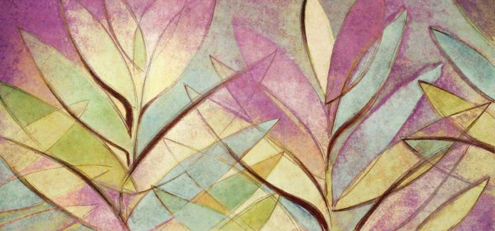 konfigurieren des Kunstdrucks in Wunschgröße Palm Abstract von Loreth, Lanie