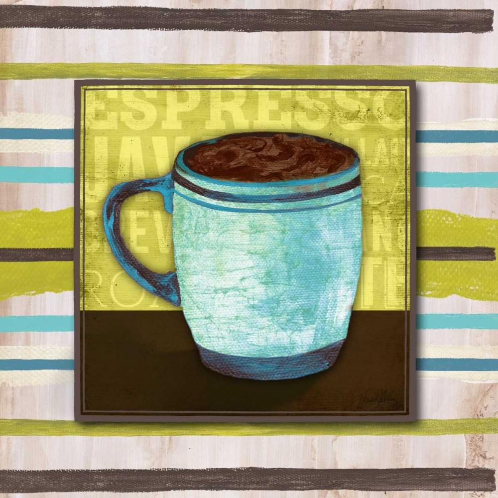 konfigurieren des Kunstdrucks in Wunschgröße Morning Brew I von Medley, Elizabeth