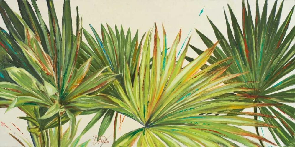 konfigurieren des Kunstdrucks in Wunschgröße Arte Verde I von Pinto, Patricia