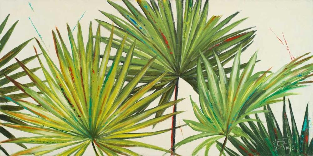 konfigurieren des Kunstdrucks in Wunschgröße Arte Verde II von Pinto, Patricia