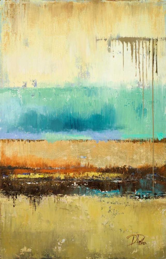 konfigurieren des Kunstdrucks in Wunschgröße Rain II von Pinto, Patricia