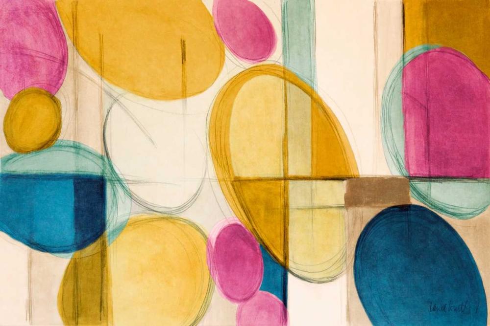 konfigurieren des Kunstdrucks in Wunschgröße Very Retro von Loreth, Lanie