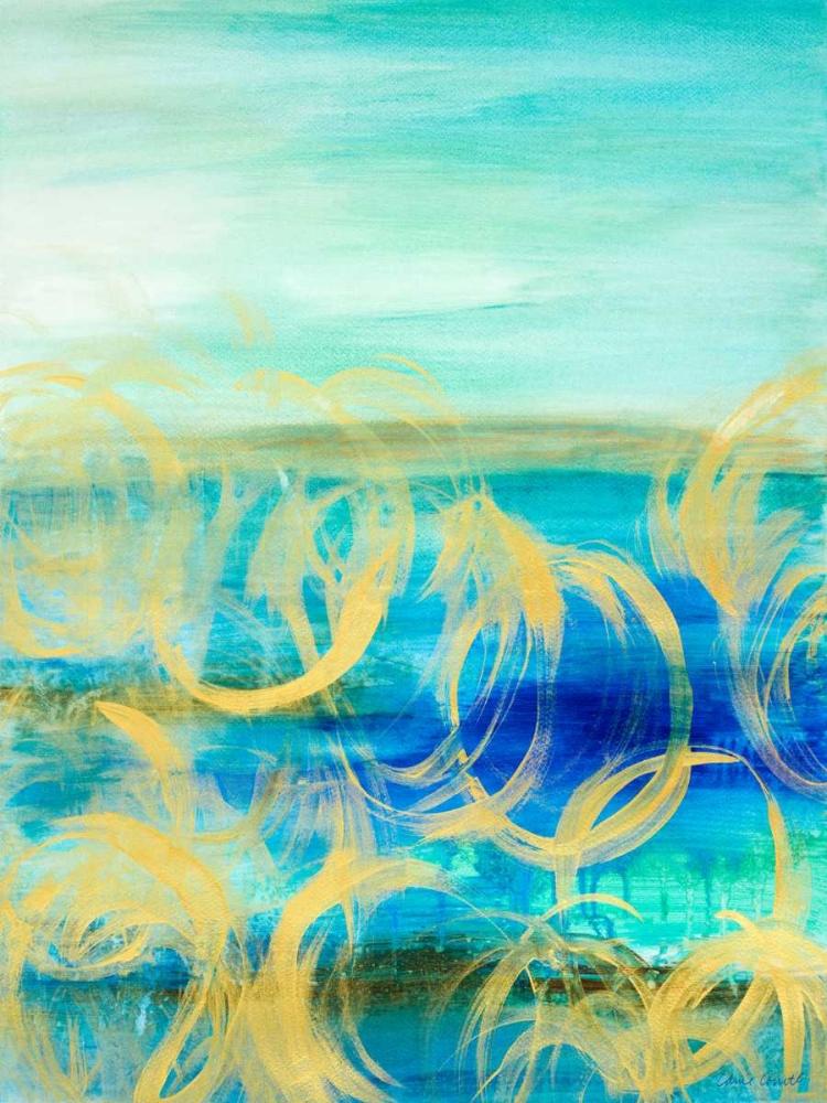 konfigurieren des Kunstdrucks in Wunschgröße Caught up in the Wind II von Loreth, Lanie