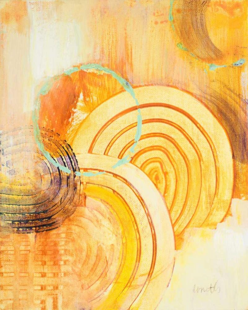 konfigurieren des Kunstdrucks in Wunschgröße Above and Beyond I von Loreth, Lanie