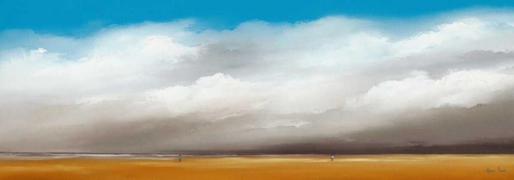 konfigurieren des Kunstdrucks in Wunschgröße Clouds III von Paus, Hans