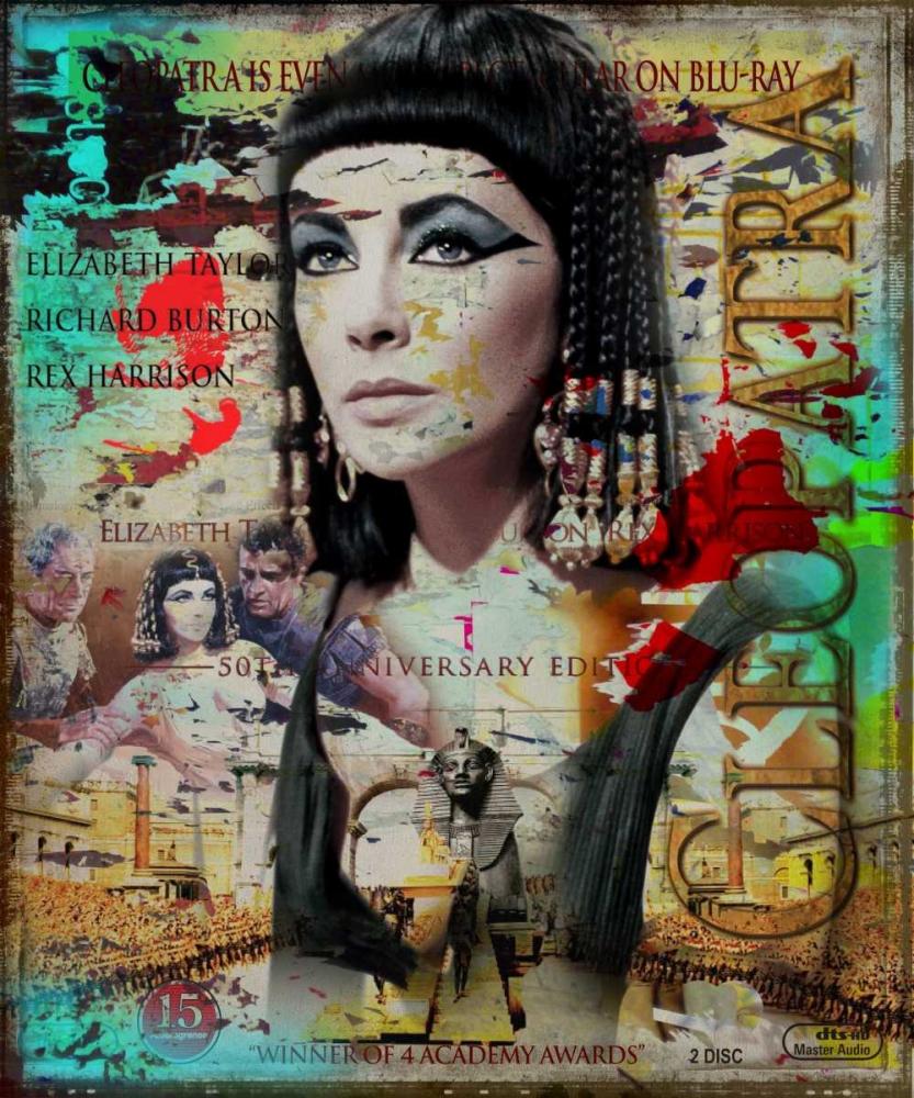konfigurieren des Kunstdrucks in Wunschgröße Cleopatra von Baker, Micha