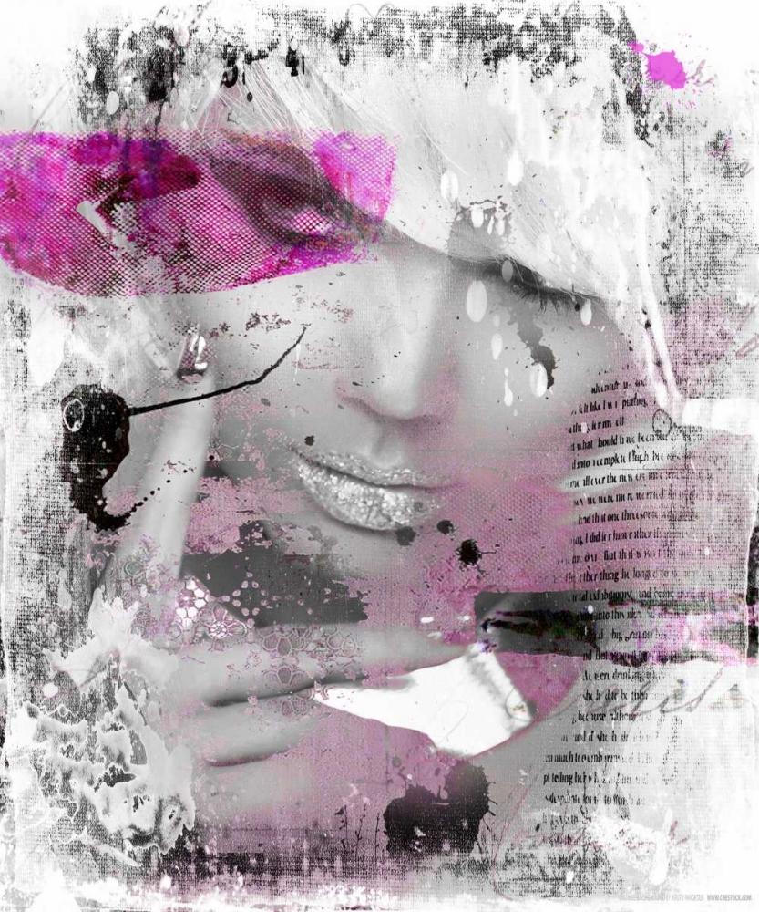 konfigurieren des Kunstdrucks in Wunschgröße Shyness von Baker, Micha